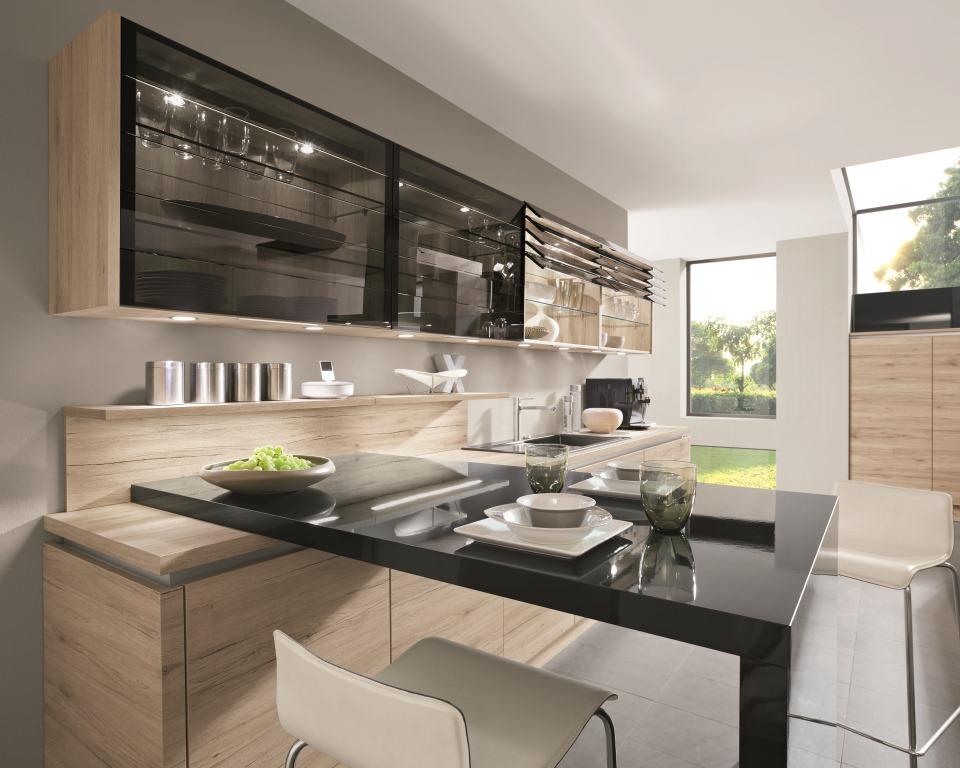 meuble haut cuisine electrique
