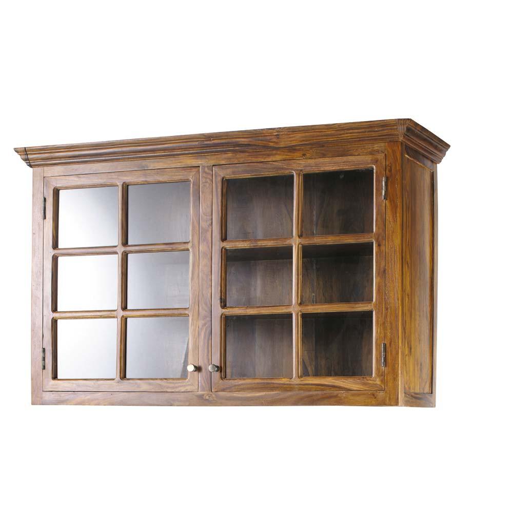 meuble haut cuisine en bois