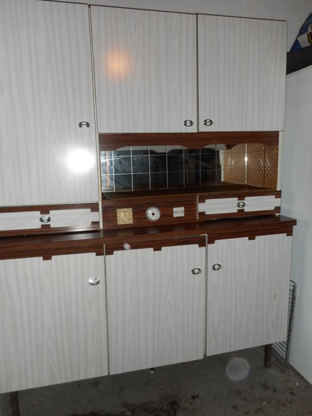 meuble haut cuisine formica