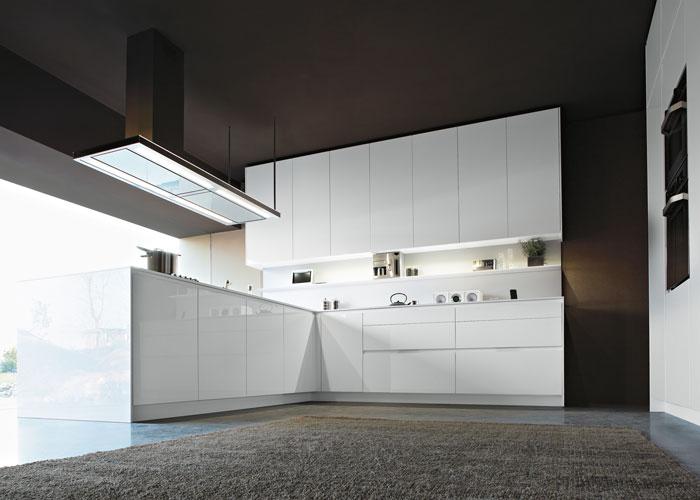 meuble haut cuisine grande hauteur