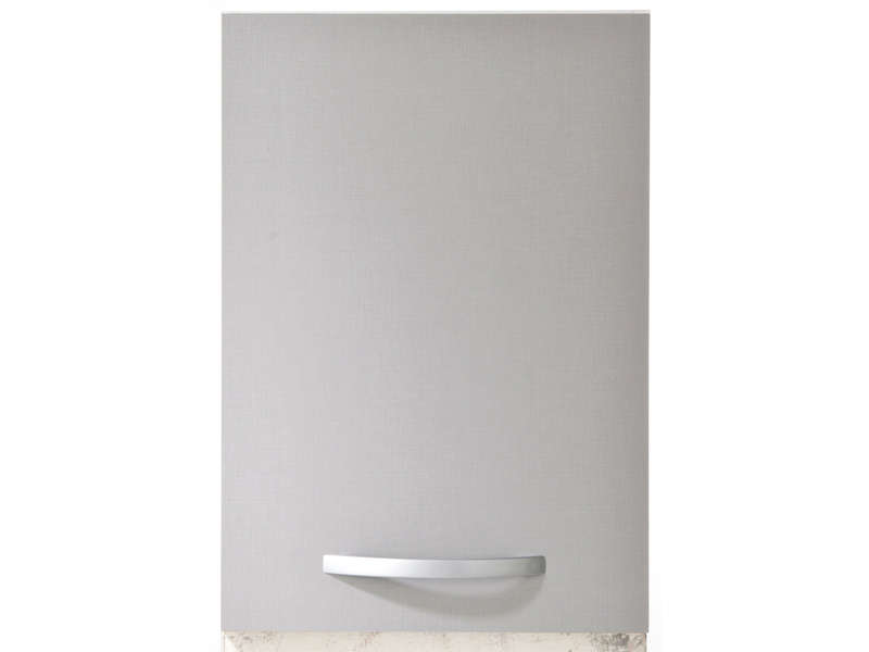 meuble haut cuisine gris conforama