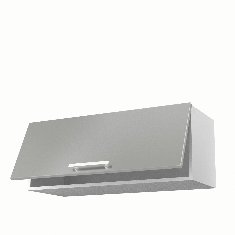 meuble haut cuisine hauteur 90 cm