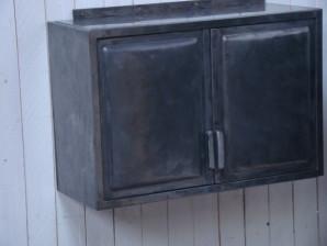 meuble haut cuisine industriel