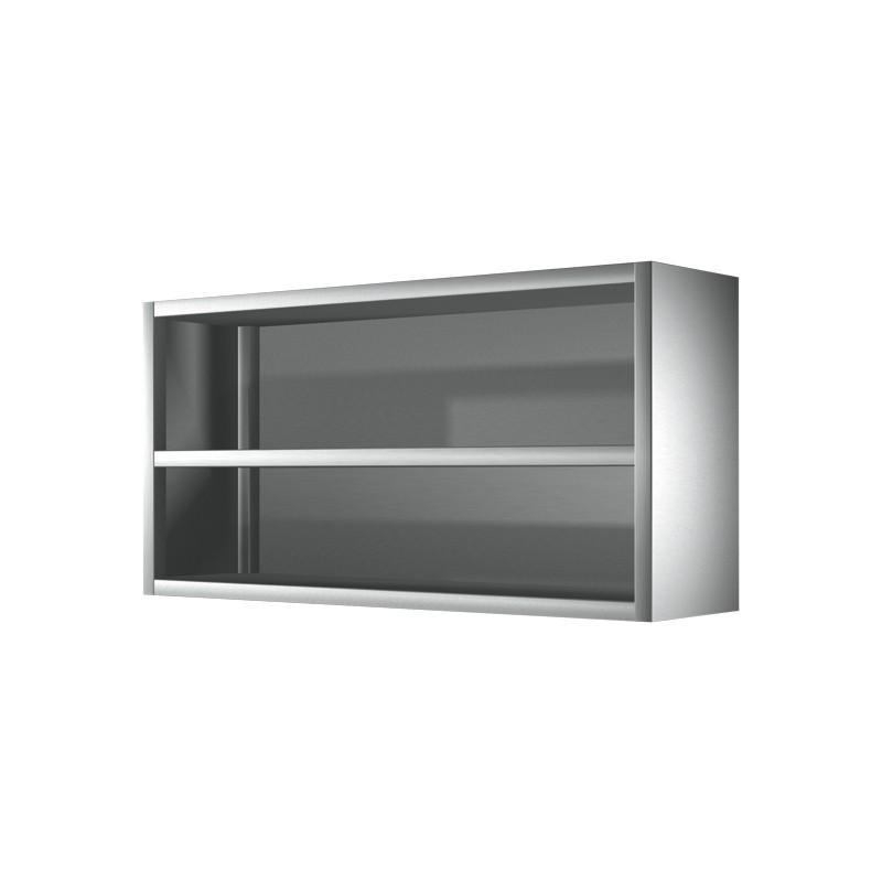 meuble haut cuisine metal