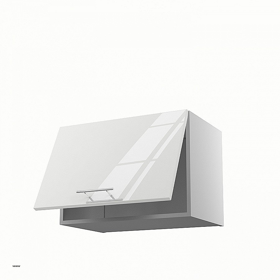 meuble haut cuisine pour hotte