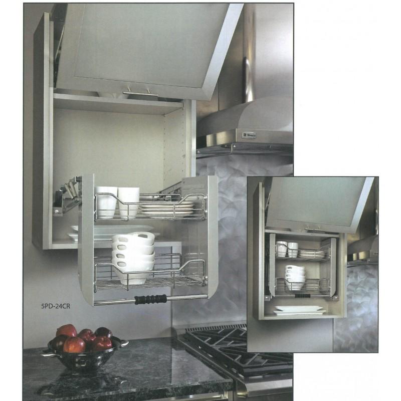 meuble haut cuisine tactile