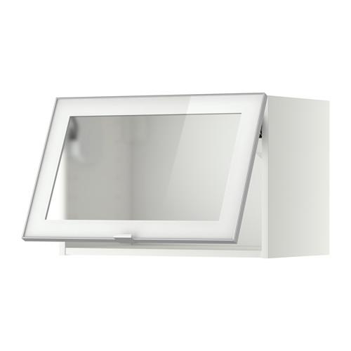 meuble haut cuisine vitre 60 cm