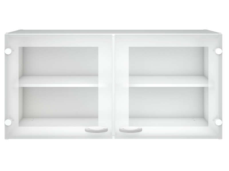 meuble haut cuisine vitre