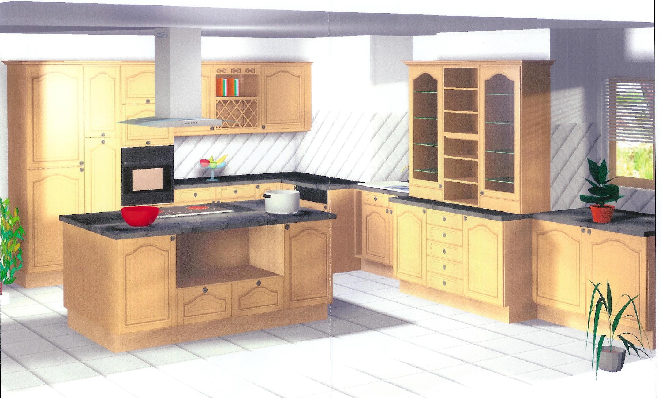Logiciel Pour Conception Cuisine logiciel plan cuisine 3d