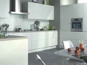 meuble cuisine sans poignee
