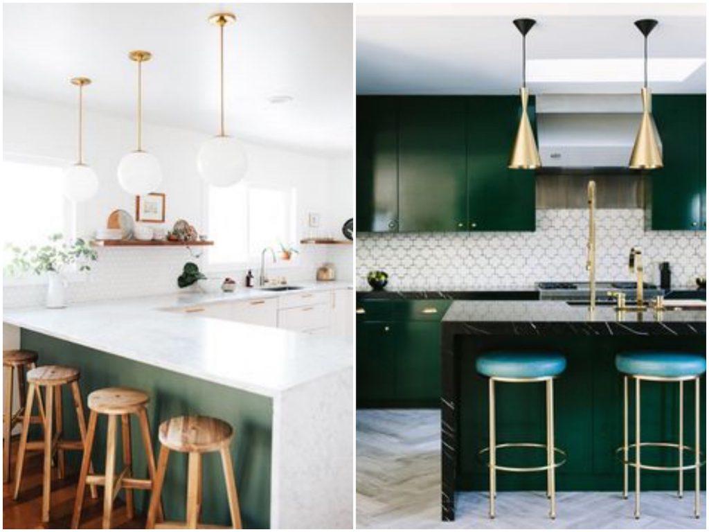 Meuble De Cuisine Vert Anis meuble cuisine vert