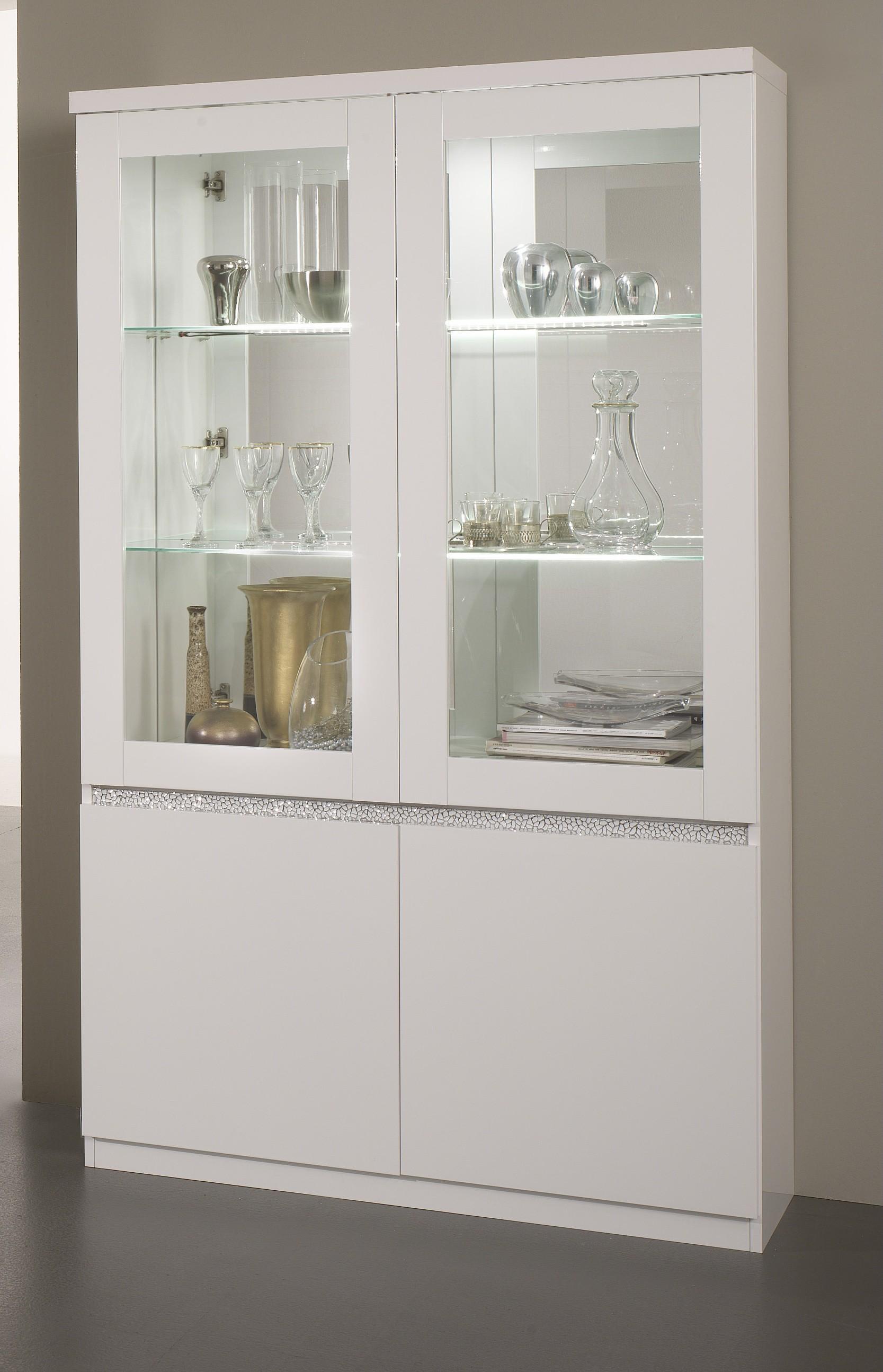 meuble cuisine vitrine